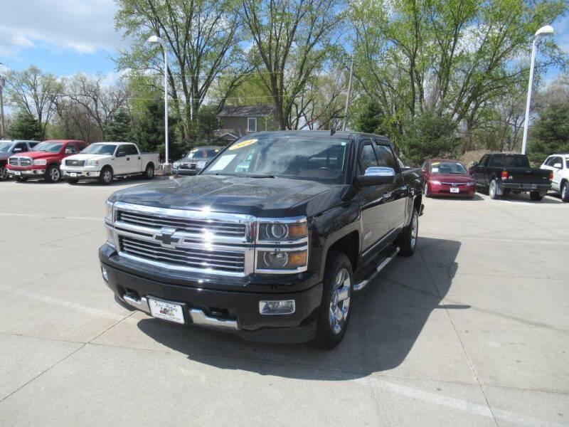 2014 Chevrolet Silverado 1500 for sale at Aztec Motors in Des Moines IA