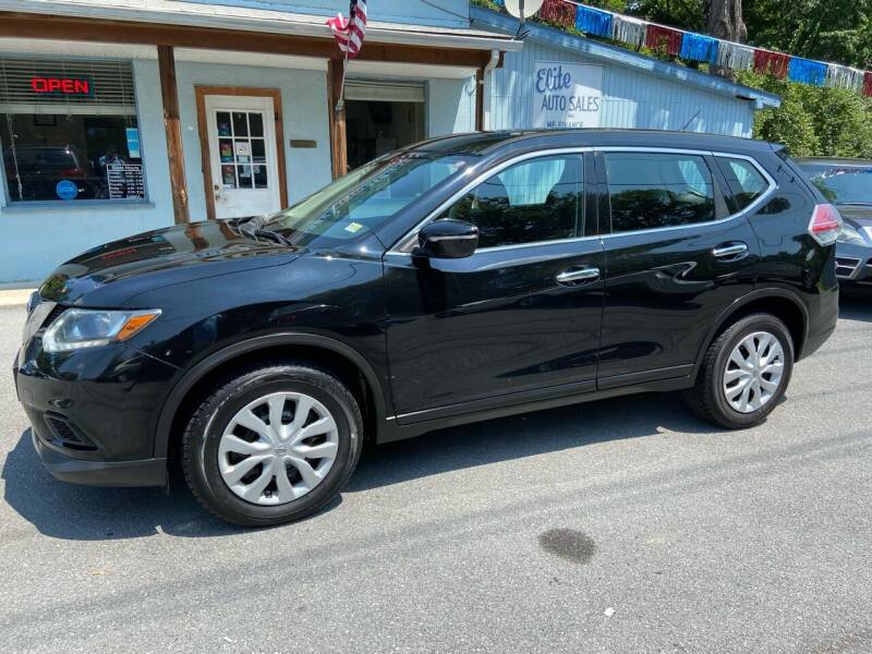 2014 Nissan Rogue for sale at Elite Auto Sales Inc in Front Royal VA