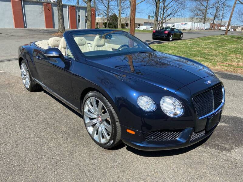 2013 Bentley Continental for sale at International Motor Group LLC in Hasbrouck Heights NJ