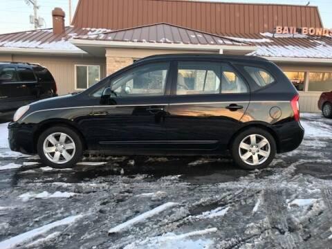 2008 Kia Rondo for sale at Motors Inc in Mason MI