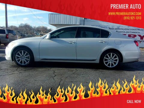 2007 Lexus GS 350 for sale at Premier Auto in Independence MO