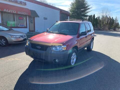 2005 Ford Escape for sale at American Auto Specialist Inc in Berlin CT