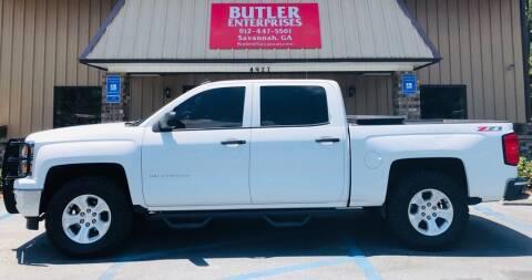 2014 Chevrolet Silverado 1500 for sale at Butler Enterprises in Savannah GA
