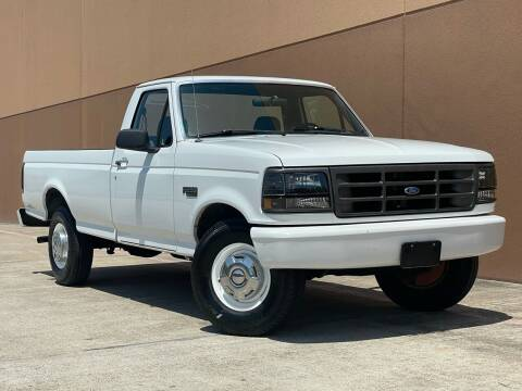 1994 Ford F-250 for sale at TX Auto Group in Houston TX