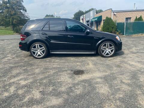 2009 Mercedes-Benz M-Class for sale at 57 AUTO in Feeding Hills MA