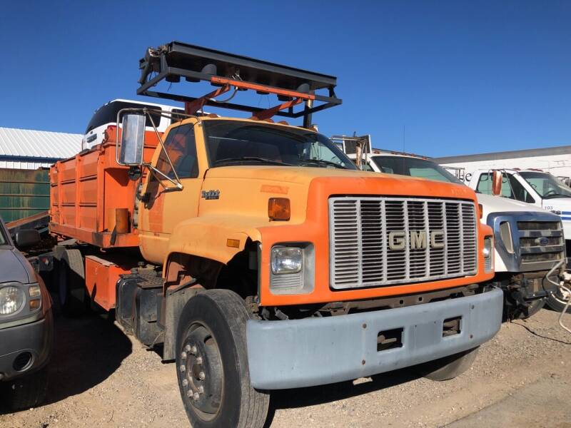 1996 GMC C7500 for sale at Brand X Inc. in Mound House NV