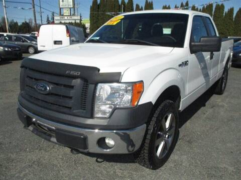 2011 Ford F-150 for sale at GMA Of Everett in Everett WA