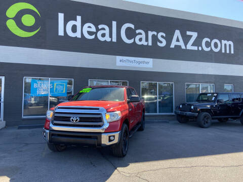 2014 Toyota Tundra for sale at Ideal Cars Atlas in Mesa AZ