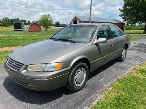1997 Toyota Camry for sale at Champion Motorcars in Springdale AR