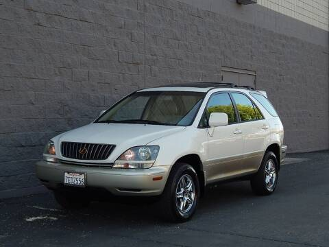 2000 Lexus RX 300 for sale at Gilroy Motorsports in Gilroy CA
