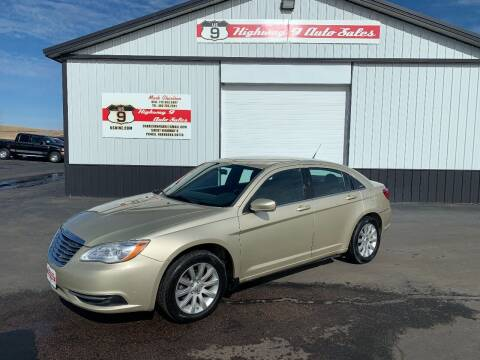 2011 Chrysler 200 for sale at Highway 9 Auto Sales - Visit us at usnine.com in Ponca NE