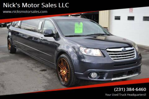 2010 Subaru Tribeca for sale at Nick's Motor Sales LLC in Kalkaska MI