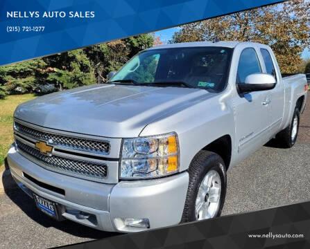 2013 Chevrolet Silverado 1500 for sale at NELLYS AUTO SALES in Souderton PA
