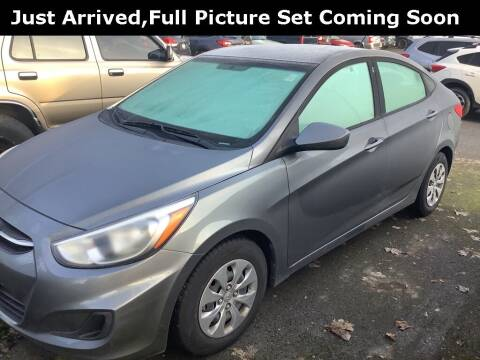 2017 Hyundai Accent for sale at Royal Moore Custom Finance in Hillsboro OR