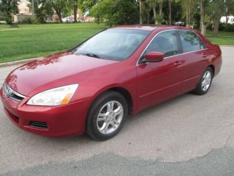 2007 Honda Accord for sale at RENNSPORT Kansas City in Kansas City MO