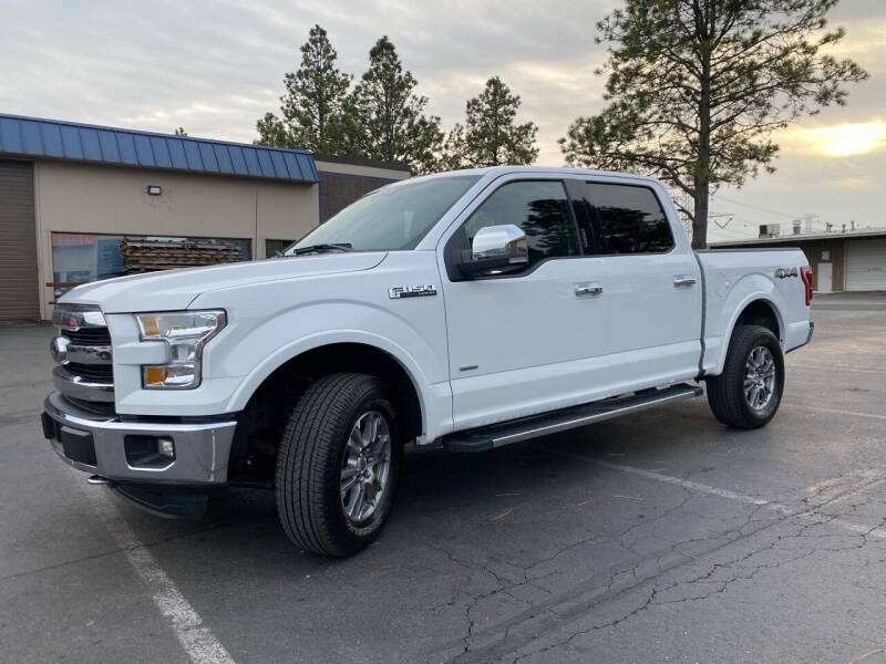 2015 Ford F-150 for sale at Exelon Auto Sales in Auburn WA
