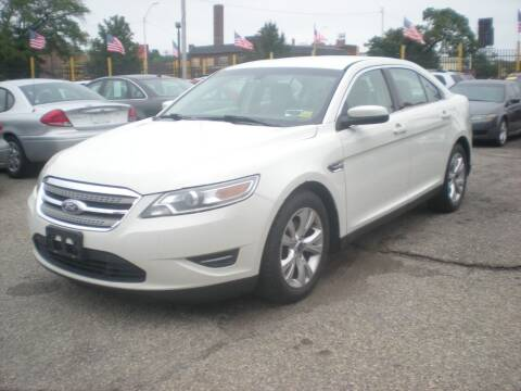 2010 Ford Taurus for sale at Automotive Center in Detroit MI
