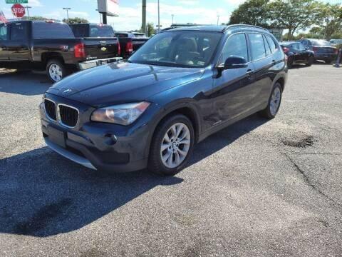 2014 BMW X1 for sale at International Auto Wholesalers in Virginia Beach VA