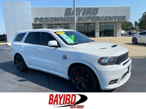 2018 Dodge Durango for sale at Bayird Truck Center in Paragould AR