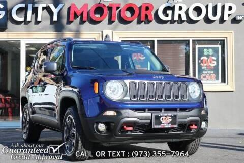 2016 Jeep Renegade for sale at City Motor Group, Inc. in Wanaque NJ