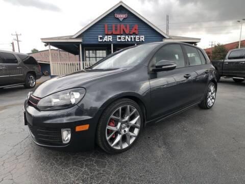 2013 Volkswagen GTI for sale at LUNA CAR CENTER in San Antonio TX