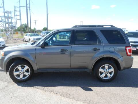 2012 Ford Escape for sale at Salmon Automotive Inc. in Tracy MN