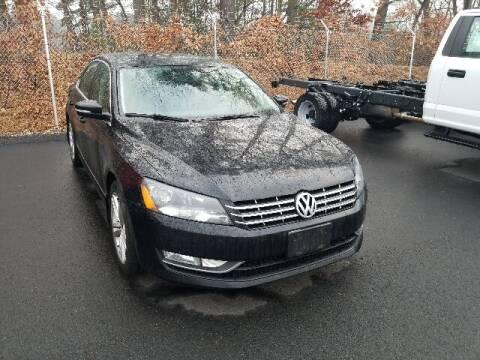 2015 Volkswagen Passat for sale at BETTER BUYS AUTO INC in East Windsor CT