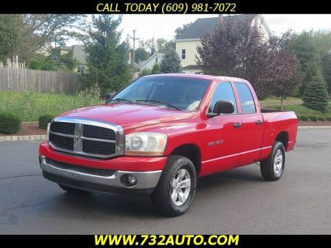 2006 Dodge Ram Pickup 1500 for sale at Absolute Auto Solutions in Hamilton NJ
