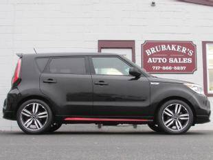 2015 Kia Soul for sale at Brubakers Auto Sales in Myerstown PA