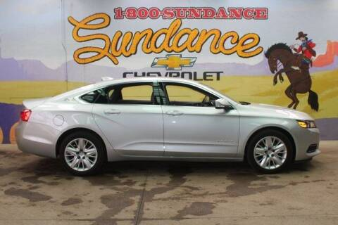 2019 Chevrolet Impala for sale at Sundance Chevrolet in Grand Ledge MI