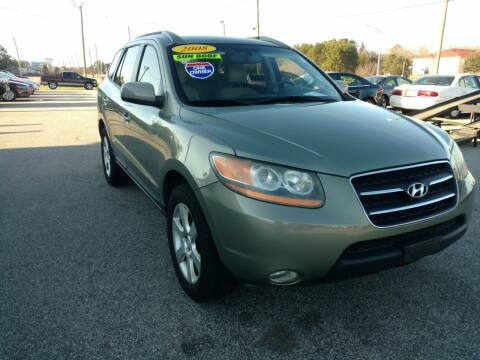 2008 Hyundai Santa Fe for sale at Kelly & Kelly Supermarket of Cars in Fayetteville NC