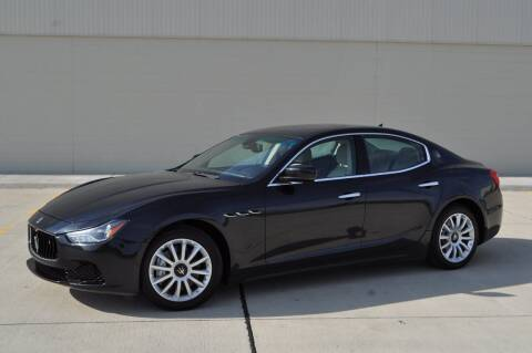 2014 Maserati Ghibli for sale at Select Motor Group in Macomb Township MI