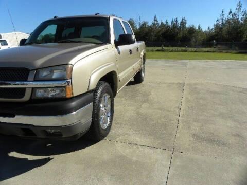 2005 Chevrolet Silverado 1500 for sale at VANN'S AUTO MART in Jesup GA