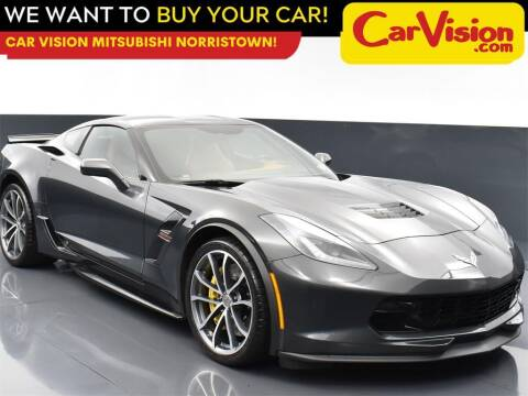2019 Chevrolet Corvette for sale at Car Vision Mitsubishi Norristown in Norristown PA