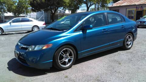 2008 Honda Civic for sale at Larry's Auto Sales Inc. in Fresno CA