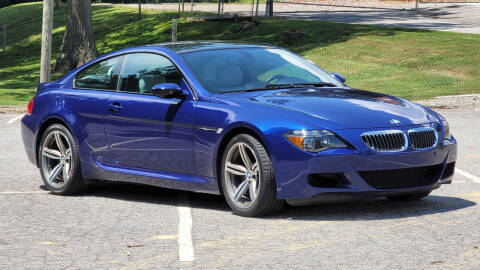 2007 BMW M6 for sale at Rare Exotic Vehicles in Asheville NC