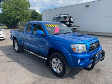 2007 Toyota Tacoma for sale at Automotion Auto Sales Inc in Kingston NY