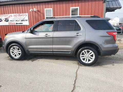 2013 Ford Explorer for sale at Xtreme Motors Plus Inc in Ashley OH