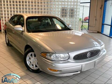 2004 Buick LeSabre for sale at iAuto in Cincinnati OH
