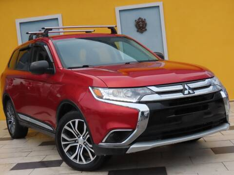 2016 Mitsubishi Outlander for sale at Paradise Motor Sports LLC in Lexington KY