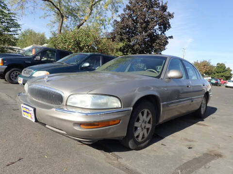 2004 Buick Park Avenue for sale at Tommy's 9th Street Auto Sales in Walla Walla WA