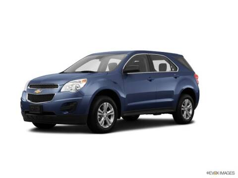 2014 Chevrolet Equinox for sale at Jamerson Auto Sales in Anderson IN