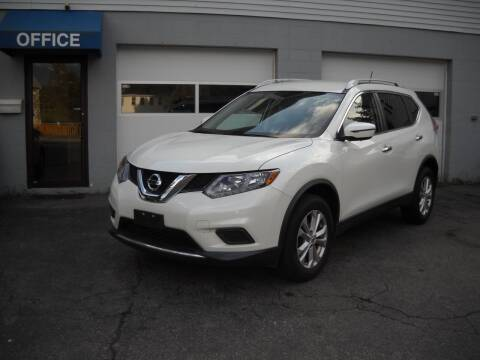 2016 Nissan Rogue for sale at Best Wheels Imports in Johnston RI
