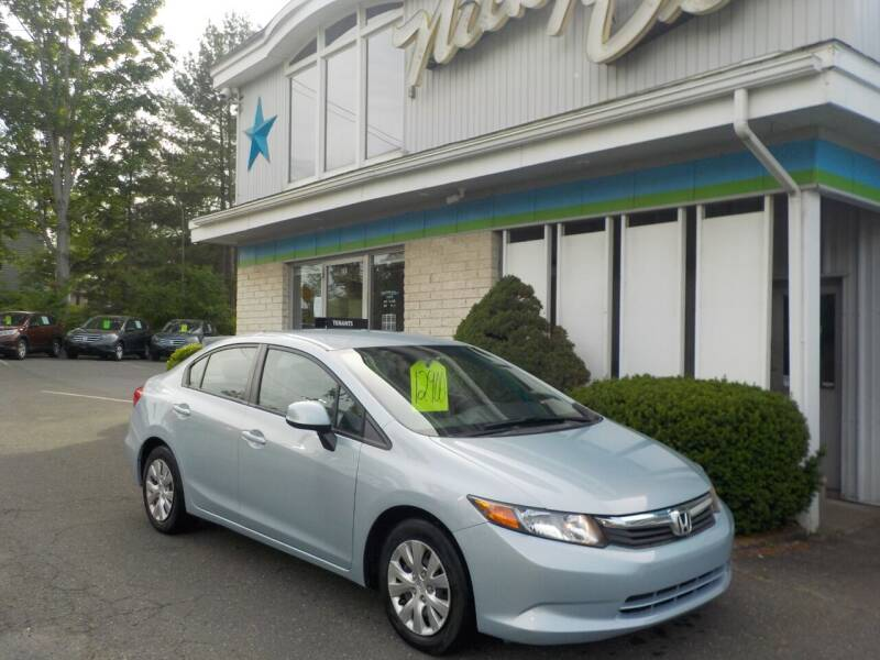 2012 Honda Civic for sale at Nicky D's in Easthampton MA