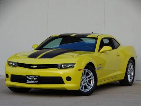 2015 Chevrolet Camaro for sale at Chicago Motors Direct in Addison IL