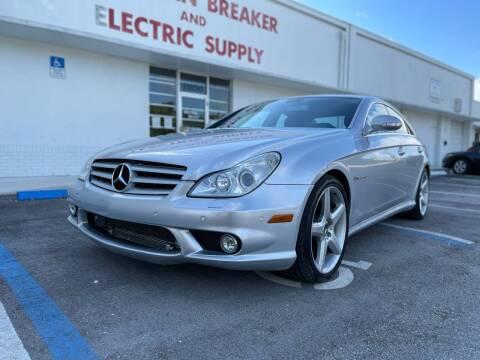 2006 Mercedes-Benz CLS for sale at Hard Rock Motors in Hollywood FL