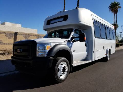 2013 Ford F-550 Super Duty for sale at SULLIVAN MOTOR COMPANY INC. in Mesa AZ