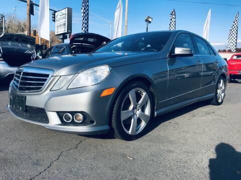 2010 Mercedes-Benz E-Class for sale at Salem Auto Market in Salem OR