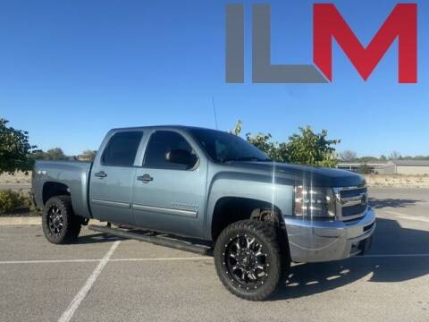 2012 Chevrolet Silverado 1500 for sale at INDY LUXURY MOTORSPORTS in Fishers IN