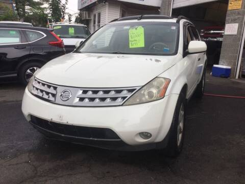 2004 Nissan Murano for sale at Drive Deleon in Yonkers NY